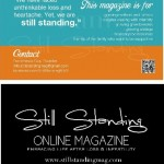 "Want Some ""Still Standing"" Business Cards?"