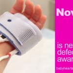 November 30 is Newborn Heart Defect Screening Awareness Day