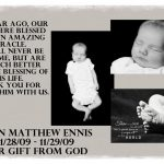 Birth Announcements When Your Baby Dies