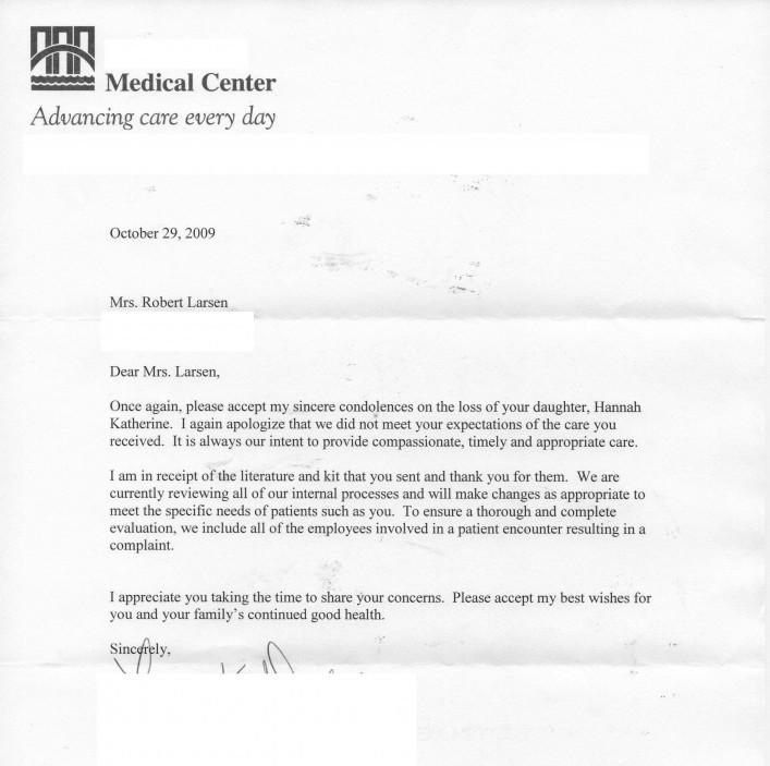 Delivering Hope Through Medical Negligence