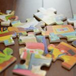 puzzle of grief