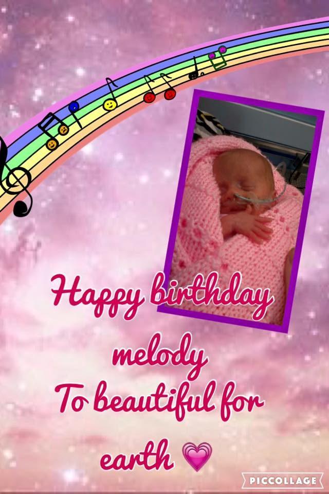 A birthday card.