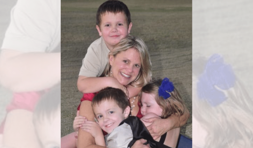 In One Moment, They Were All Gone: Memoirs Of A Grieving Mother