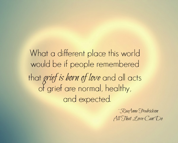 If the World Understood Baby Loss