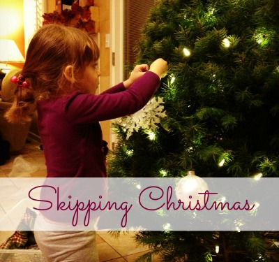 Skipping Christmas.Skipping Christmas Still Standing Magazine