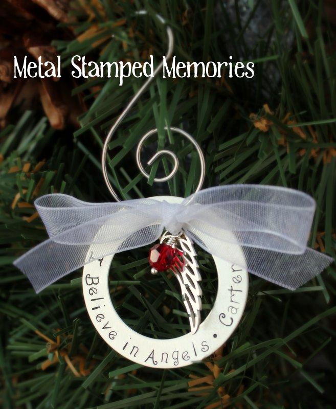 metal stamped memories
