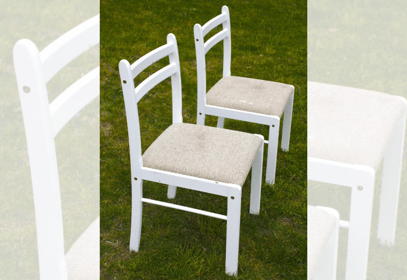Two Empty Chairs: On Grieving Differently