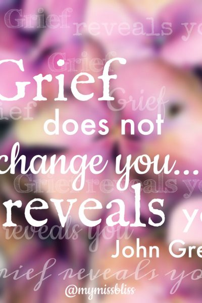 An Open Letter to the Friend of a Grieving Mother, by Nathalie Himmelrich