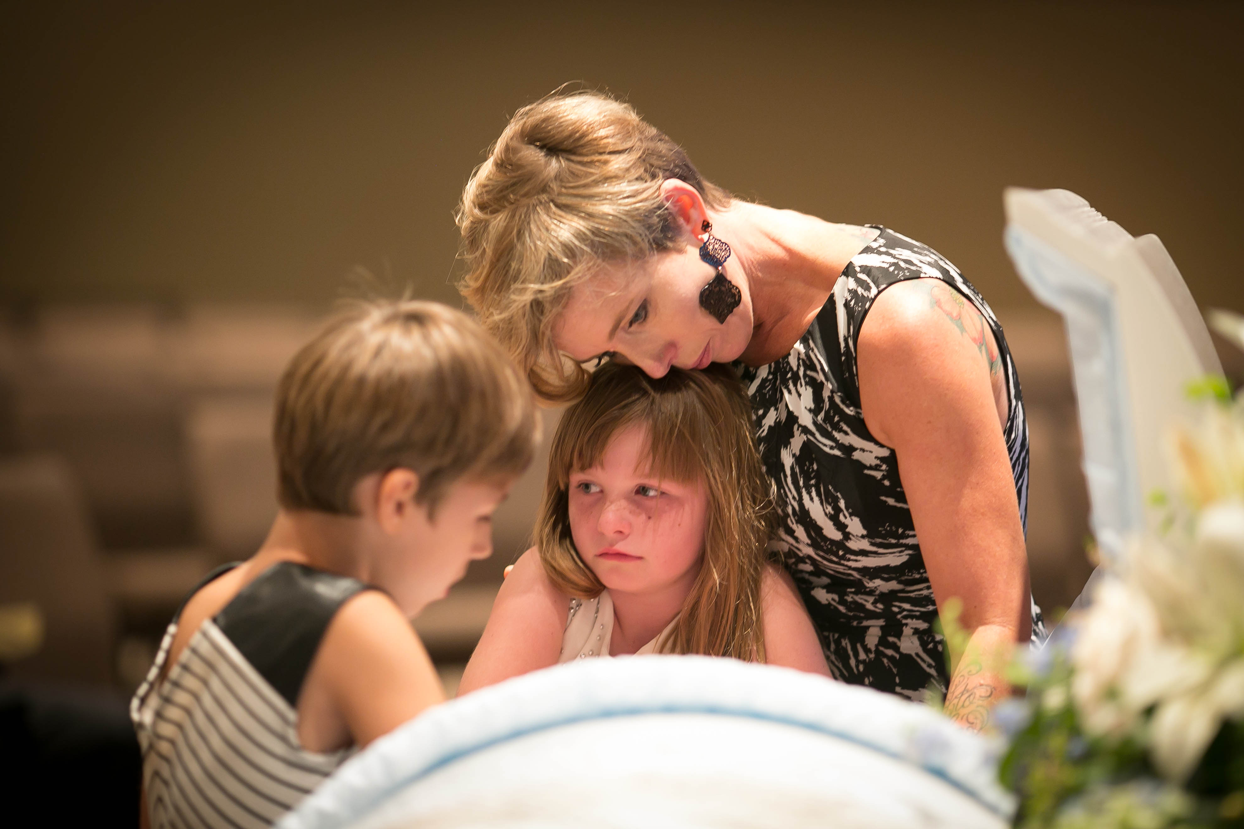 A Safe Place to Fall- Parenting Grieving Children