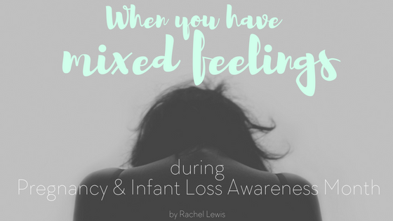 Holding Space During Pregnancy And Infant Loss Awareness Month