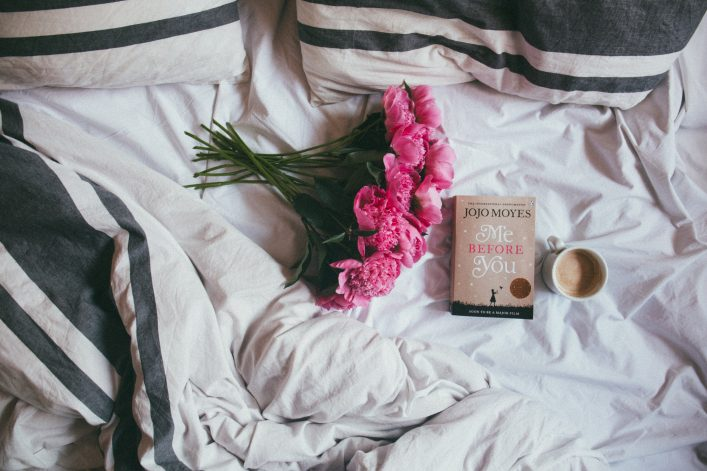 Giving flowers, a book or coffee are easy ways to show support