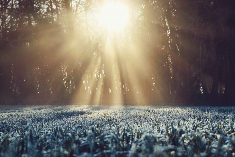 light on a hill
