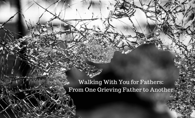 From one grieving father to another