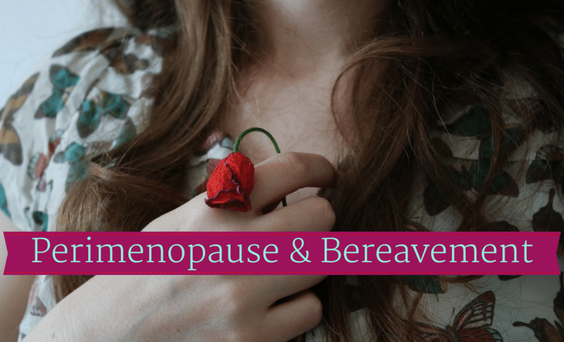 "Perimenopause: ""Just Expect a Heavy Period""- Again"