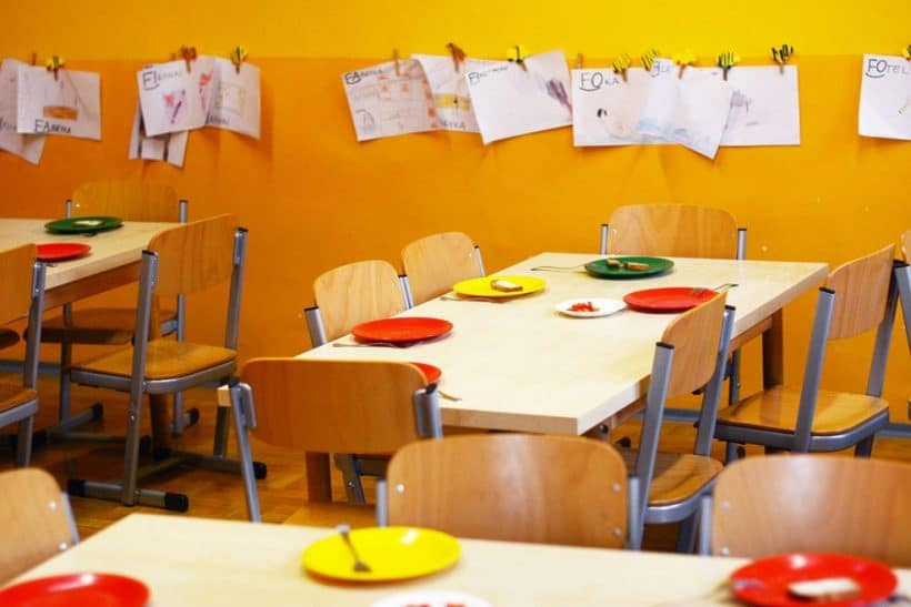 lunch plates for children