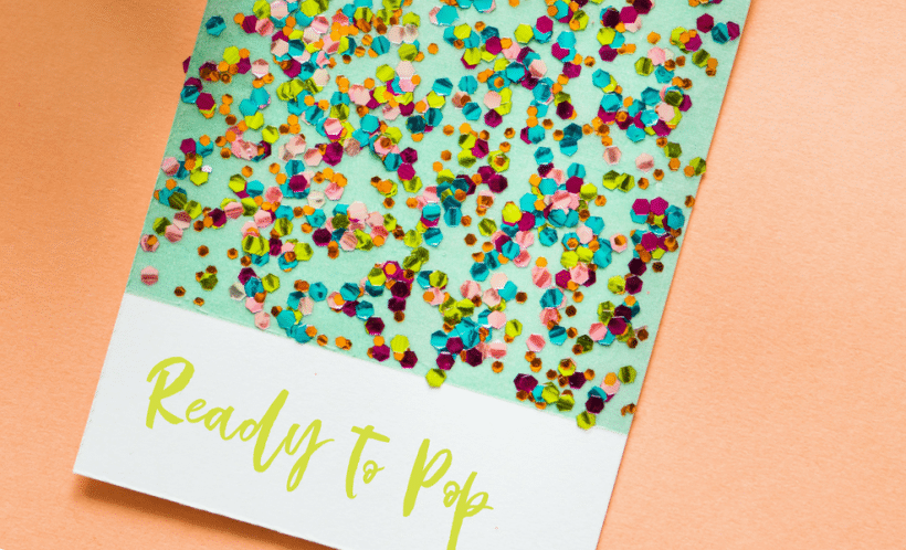 Ready to Pop? Baby shower invites should be happy, but not when the come at the saddest time in your life.