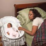 safe sleep, SIDS, room sharing