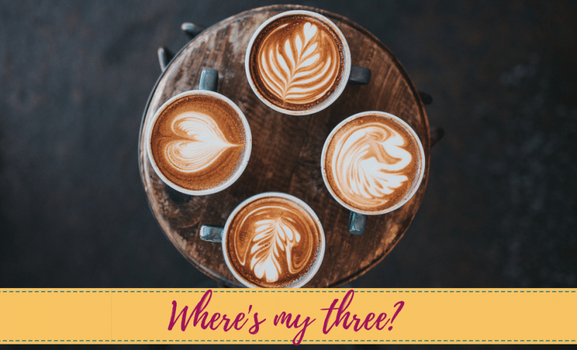 "If I Am ""One In Four"" – Where Are The Other Three?"