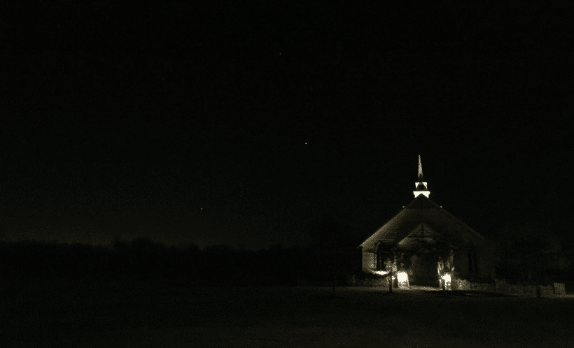 In The Pain And Holiness Of Silent Nights