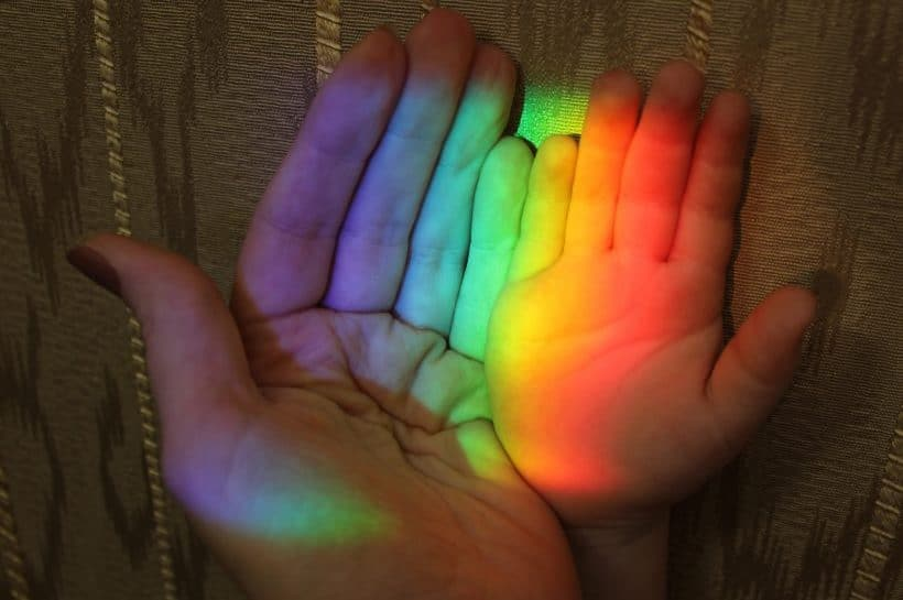 Rainbow Baby, Rainbow God