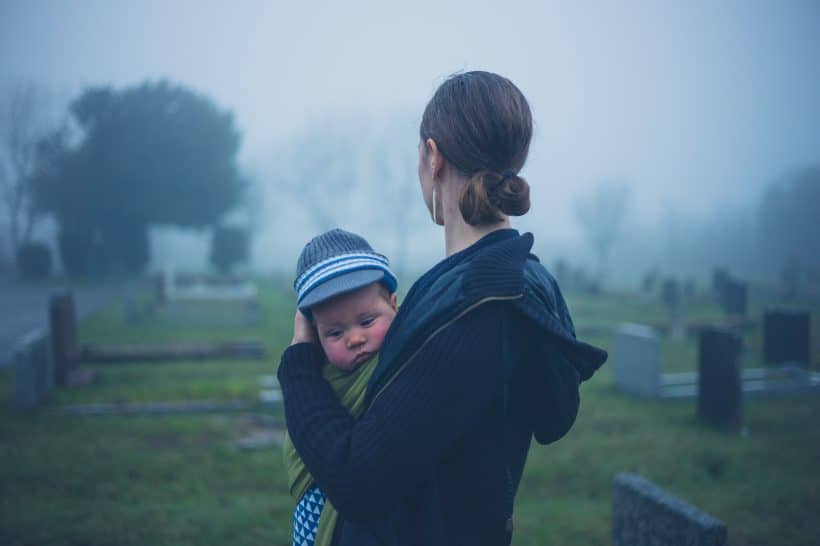 Bereaved Motherhood: I Don't Know How To Do This Part