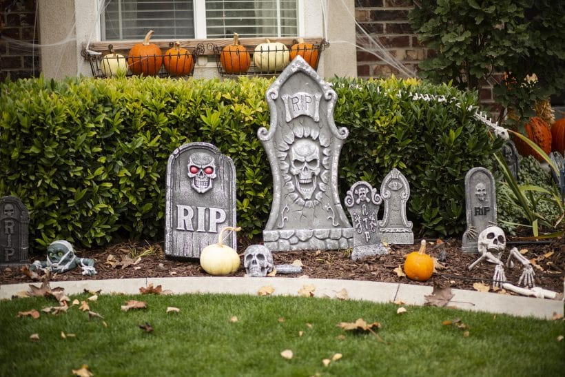 This Halloween: Is It Fun To Pretend Your Child Has Died? Because Mine Really Did.